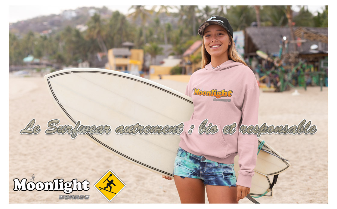 Moonlight Boards - le surfwear autrement : bio et responsable